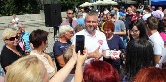 Pellegrini: Sociálna demokracia má právo sedieť za stolom, kde sa rozhoduje o krajine