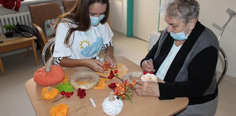 Týždeň dobrovoľníctva v humenskej nemocnici
